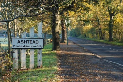 Welcome to Ashtead!